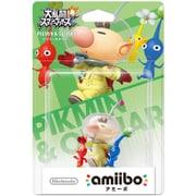 amiibo(アミーボ) ピクミン&オリマー (大乱闘スマッシュブラザーズシリーズ) [ゲーム連動キャラクターフィギュア]
