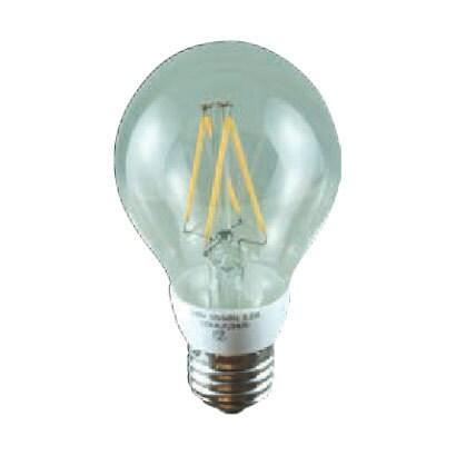 LDA3L/C/24/D [バルブ クリアガラス 赤系電球色 口金E26]