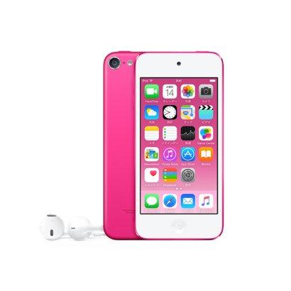 iPod touch 32GB ピンク [MKHQ2J/A]