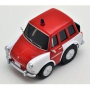チョロQ zero Z32c VW タイプIII ヴァリアント 消防
