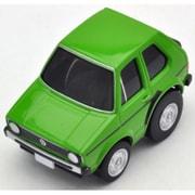 チョロQ zero Z34d VW ゴルフI イエローグリーン