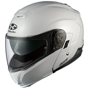 IBUKI XS パールホワイト [システムヘルメット]