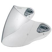 SAJ-P シールド ライトスモーク [ヘルメットパーツ]