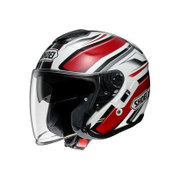 J-CRUISE PASSE L TC-1 RED/WHITE [ジェットヘルメット]