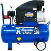 KNO オイル式コンプレッサー K-1524 24L
