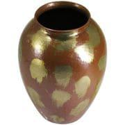 花瓶 配合金 小