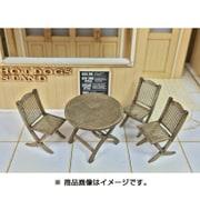 SA-007 テーブルとイスセット [1/32~1/35スケール]