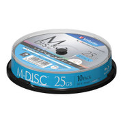 VBR130YMDP10SV1 [1回記録用BD(データ用) 25GB 1-4倍速 スピンドル10P]