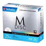VBR130YMDP10V1 [1回記録用BD(データ用) 25GB 1-4倍速 5mmケース10P]