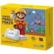 Wii U スーパーマリオメーカー セット [Wii U本体]