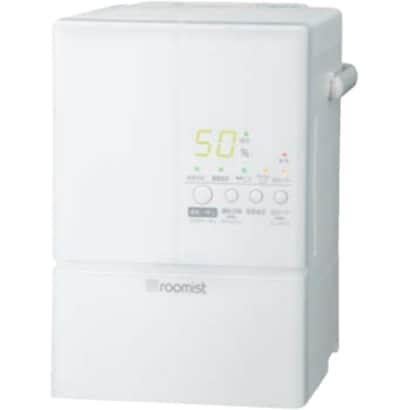 SHE60MD-W [roomist(ルーミスト) 加湿器(スチームファン蒸発式) 木造10畳/プレハブ洋室17畳 ピュアホワイト]