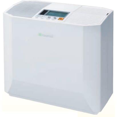 SHK90MR-W [roomist(ルーミスト) 加湿器(ハイブリッド加熱気化式) 木造14.5畳/プレハブ洋室23.5畳 クリアホワイト]