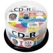 HDCR80GMP50 [音楽用CD-R ホワイトプリンタブル 32倍速 50枚 スピンドル]