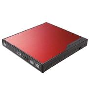 LBD-PMK6U3VRD [BDドライブ USB3.0 再生&編集ソフト付 レッド]