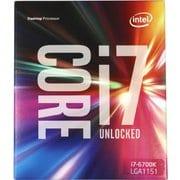 BX80662I76700K [intel Core i7-6700K 4GHz 8MB 4コア/8スレッド TDP91W LGA1151]