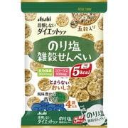リセットボディ 雑穀せんべいのり塩 88g