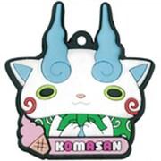 キーカバー 妖怪ウォッチ 13 コマさんソフトクリーム [キャラクターグッズ]