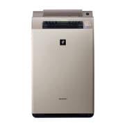 KI-WF100-N [高濃度プラズマクラスター25000 加湿空気清浄機 (プラズマクラスター26畳まで 加湿26畳まで 空気清浄46畳まで) ともだち家電 ゴールド系]
