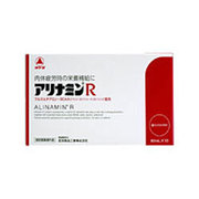 アリナミンR 80ml×10本 [指定医薬部外品 滋養強壮剤]