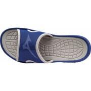 11GJ156027 [RELAX SLIDE(リラックススライド) Mサイズ ブルー×ホワイト]
