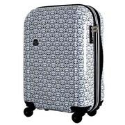 HAP2011-48 SW1 [スーツケース 拡張式ジッパーケース 旅行日数目安:2~3泊 40L TSAロック搭載 STAR WARS(スター・ウォーズ) トルーパーホワイト]