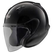 MZ-F グラスブラック 59-60 [ヘルメット ジェット]