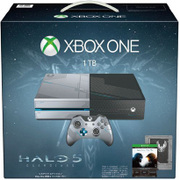 Xbox One 1TB 『Halo 5: Guardians』 リミテッド エディション [ゲーム機本体]