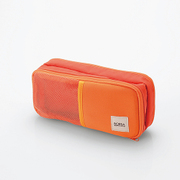 BMA-GP10DR [ACアダプタ用ポーチ 2気室 オレンジ]