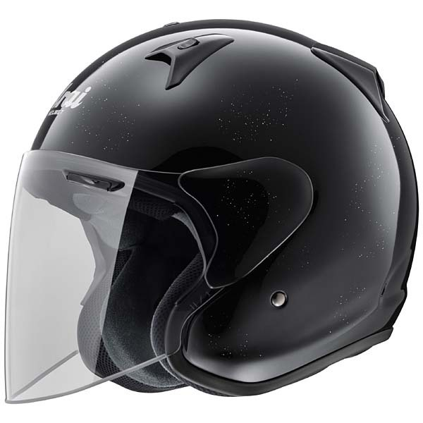 SZ-G グラスブラック 61-62 [ヘルメット ジェット]