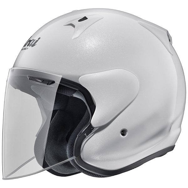 SZ-G グラスホワイト 57-58 [ヘルメット ジェット]