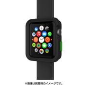 AW-18-139-11 [Colors Apple Watch ケース 38mm ブラック]