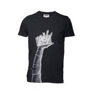 t-shirt snapographer black M [レンズキャップポケット付き Tシャツ サイズM ブラック]