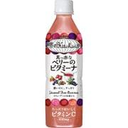 世界のKitchenから 真っ赤なベリーのビタミーナ PET 500ml×24本 [果実果汁飲料]