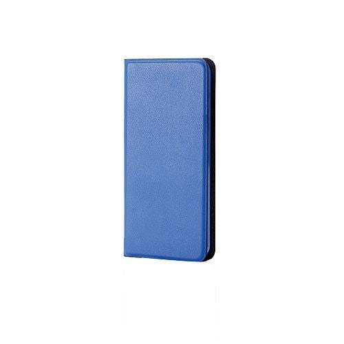 AVA-T15PLFUBU [iPod touch 2015用 ウルトラスリムソフトレザーカバー ブルー]