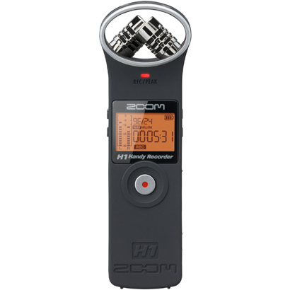 H1/MB [Handy Recorder H1ver.2 マットブラック]