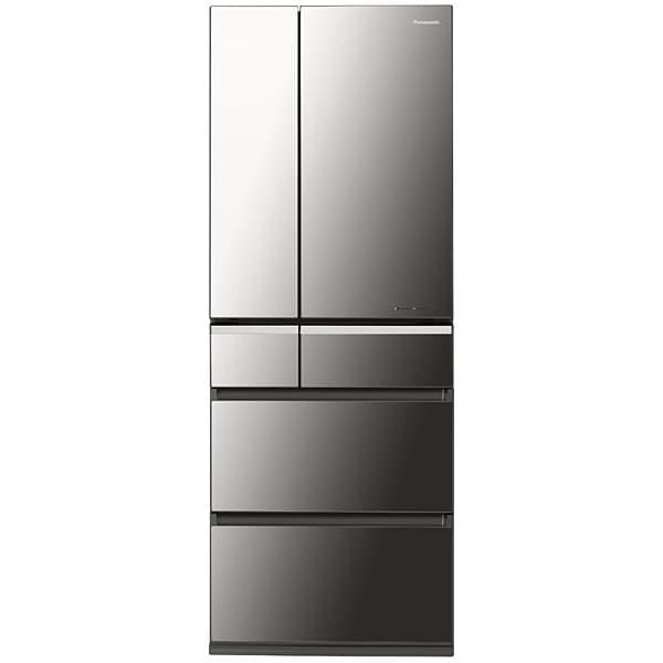 NR-F511XPV-X [エコナビ/nanoe(ナノイー) 搭載冷蔵庫 (501L・フレンンチドア) 6ドア オニキスミラー]