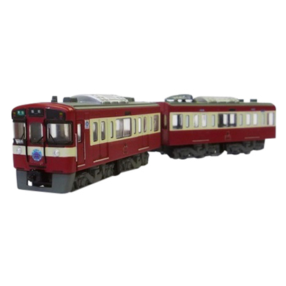96007 [Bトレインョーティー 西武鉄道 9000系 RED LUCKY TRAIN]