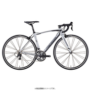 AMS040526 ES10 [ロードバイク SCULTURA 400 52cm 700×23C 外装22段変速(フロント2段×リヤ11段) アイスシルバー]