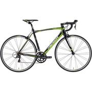 AMS010506 EKG8 [ロードバイク SCULTURA 100 50cm 700×23C 外装16段変速(フロント2段×リヤ8段) マットMET.ブラック(グリーン/ホワイト)]