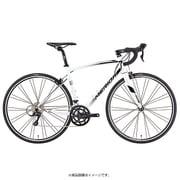 AMR020476 EW28 [ロードバイク RIDE 200 47cm 700×25C 外装18段変速(フロント2段×リヤ9段) ホワイト]