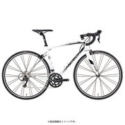 AMR020506 EW28 [ロードバイク RIDE 200 50cm 700×25C 外装18段変速(フロント2段×リヤ9段) ホワイト]