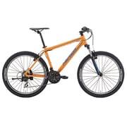 BM605466 EY14 [マウンテンバイク MATTS 6.5-V 46cm 26型 外装21段変速(フロント3速×リヤ7速) マットオレンジ(ブルー)]