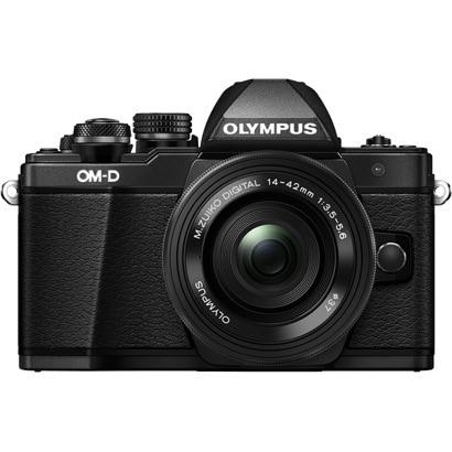OM-D E-M10 Mark II EZレンズキット [ボディ ブラック+「M.ZUIKO DIGITAL ED 14-42mm F3.5-5.6 EZ ブラック」]