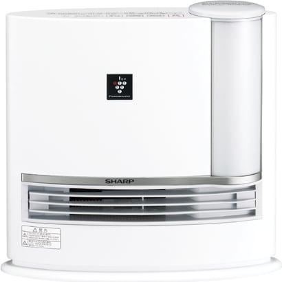 HX-E120-W [加湿セラミックヒーター 高濃度プラズマクラスター7000搭載 ホワイト系]