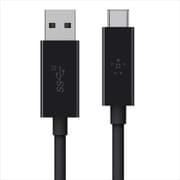 F2CU029bt1M-BLK [3.1 USB-A to USB-C ケーブル(USB Type-Cケーブル)]
