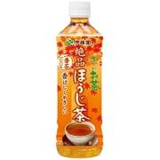お~いお茶 絶品ほうじ茶 [PET 525ml×24本]