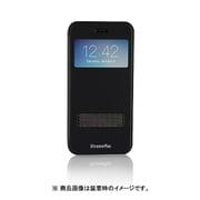 IPP-WB6-13 [iPhone6s用 窓付きブックスタイルフォリアケース WINDOW BOOK CASE ブラック]
