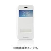 IPP-WB6-03 [iPhone6s用 窓付きブックスタイルフォリアケース WINDOW BOOK CASE ホワイト]