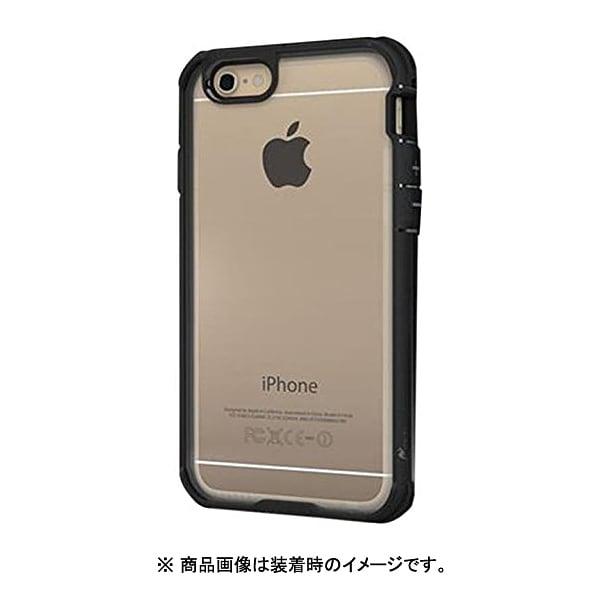 RC-IPH6-4.7-GT-BK [iPhone 6s用 耐衝撃デュアルレイヤーケース Glacier Tough Case Full Body Cover グラニットブラック]