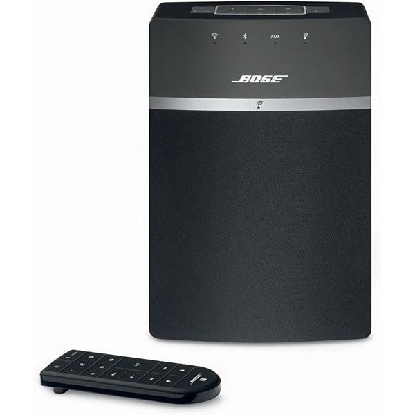 SoundTouch 10 wireless music system BLK [Bluetooth/Wi-Fi対応 サウンドタッチ10 ワイヤレスミュージックシステム ブラック]